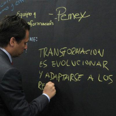 LE ECHAN MÁS TIERRA AL CASO ODEBRECHT EN MÉXICO: Emilio Lozoya es protegido por Pemex que no permite proporcionar información sobre su agenda hasta el 2023