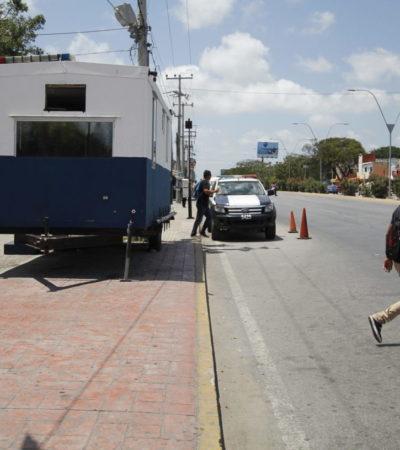 'EL CRUCERO', UNO DE LOS 'PUNTOS ROJOS' DE CANCÚN: La delicuencia se ha apropiado de uno de las zonas más populosas de la ciudad y no parece tener la intención de mudarse