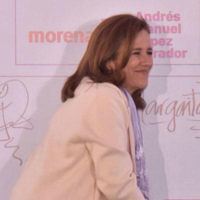 Margarita Zavala se lanzará frontalmente contra el narcotráfico en México, pero no como su esposo Felipe Calderón, ella lo hará con estrategia, dice