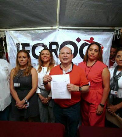 Mario Machuca habría incurrido en ilegalidad al registrarse dos veces como candidato en el mismo proceso electoral