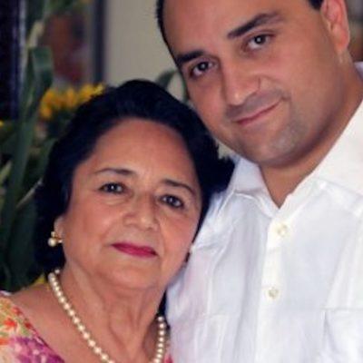 Con 5 mil pesos, madre de Roberto Borge logra suspensión provisional en contra de la ejecución de alguna orden de aprehensión