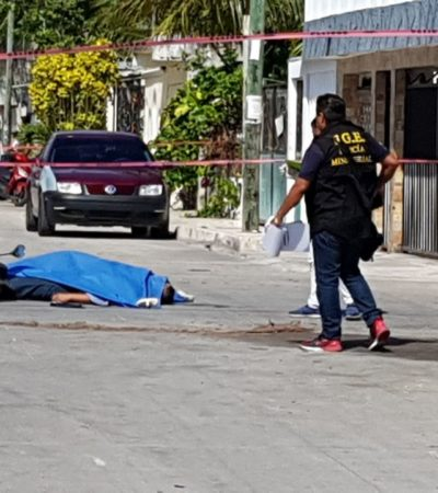 Muere motociclista en accidente de tránsito en la Region 234 de Cancún; automovilista huye