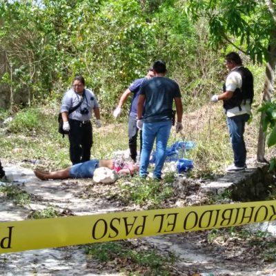MATAN A OTRA MUJER EN CANCÚN: Hallan cuerpo golpeado y estrangulado en la carretera por Gas Auto