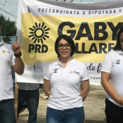 Justifica Gabriela Pallares solicitud de licencia como diputada local a minutos de haber asumido