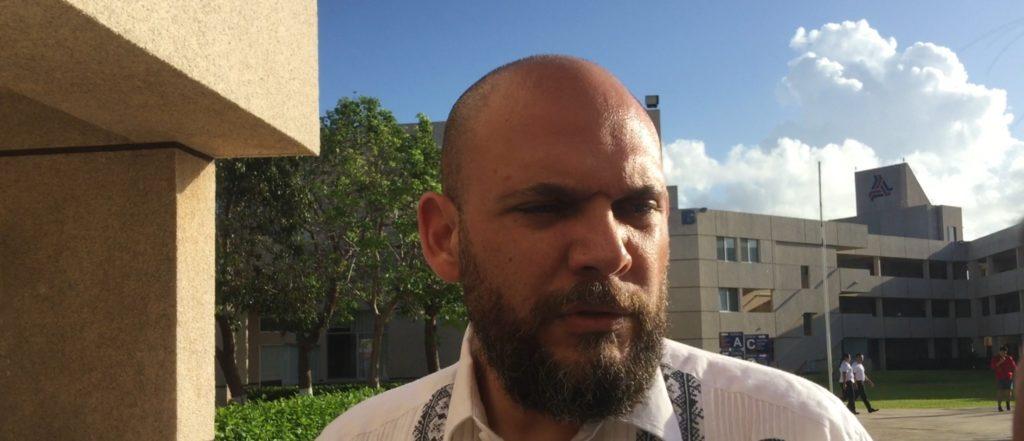 Rafael del Pozo desmiente rumores y aclara que sigue al frente de Contraloría del Estado