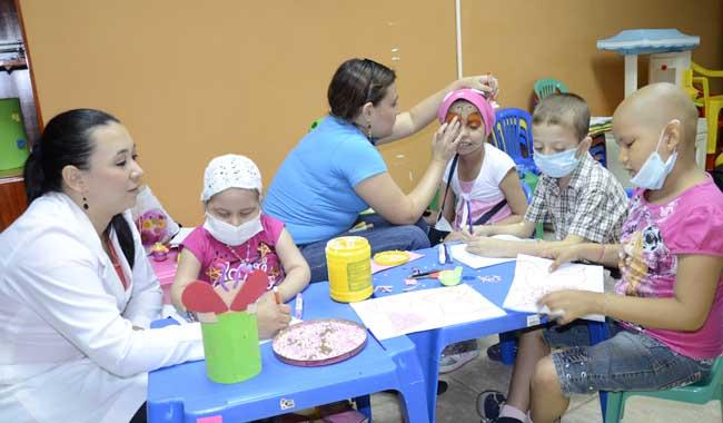 El cáncer infantil, que afecta a 5 mil niños cada año, tiene más casos en el Sureste del país