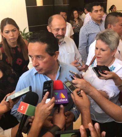 ATERRIZA EL NUEVO CONSEJO DE PROMOCIÓN TURÍSTICA: Dice Gobernador que buscarán diversificar destinos; Darío Flota controlará los recursos de promoción de todo QR