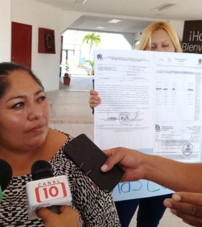 Regidora depuesta en Solidaridad denuncia amenazas de muerte contra su persona y su familia