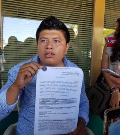 Candidato a regidor de Morena sufre asalto a mano armada