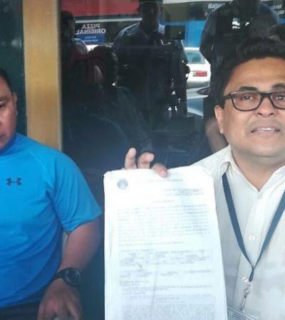 Organismo civil pide cárcel para el Fiscal Miguel Ángel Pech Cen y Cristóbal Mena Paullada, director de Policía Ministerial