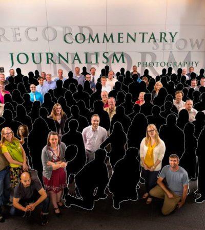 Periodistas del diario 'The Denver Post' se rebelan contra sus dueños ante la destrucción de la redacción