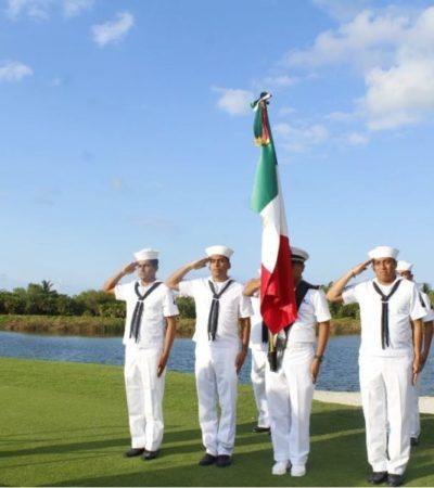 Los mejores jugadores juveniles de golf se disputan campeonato nacional en Playa del Carmen