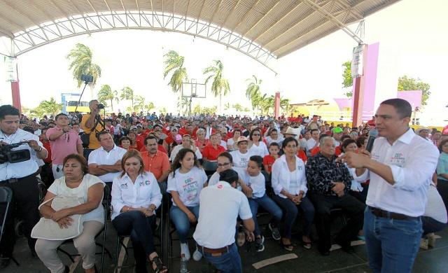 Inician campaña los priistas del sur de QR