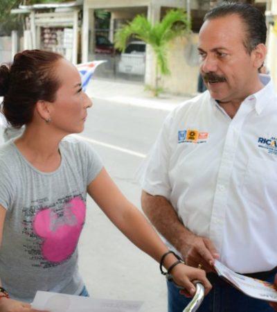 Julián Ricalde impulsará la igualdad de género para todos en Quintana Roo