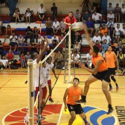 Con una bolsa de 70 mil presos en premios avanza organización de Copa Cancún de Voleibol 2018 para el 25 de mayo