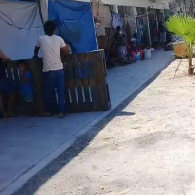 Policía frena a invasores de predio en Bellavista