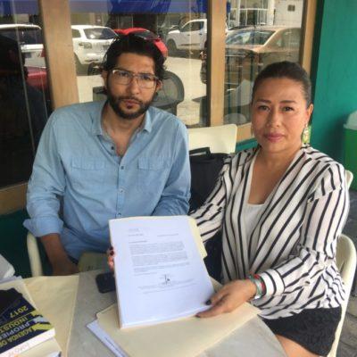 Activan mecanismo de protección a periodista por denuncia de plagio contra Gregorio Sánchez
