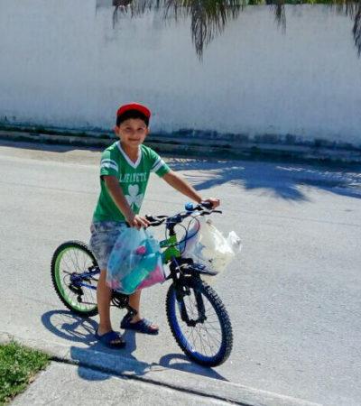El Reciclatón de Puerto Morelos tuvo un concurrida quinta jornada