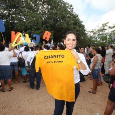 Suma 'Chanito' adeptos de otros partidos; renuncia Marcia Fernández Piña al PRI