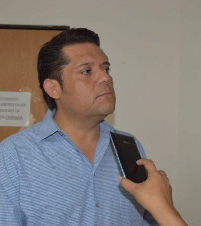 A pesar de la violencia, propone el líder panista Eduardo Pacho Gallegos, hay que celebrar a Cancún