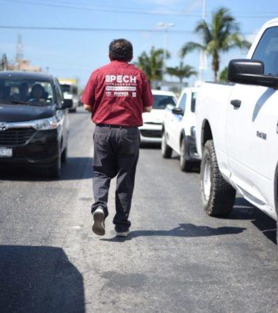 José Luis Pech buscará en el Senado más recursos para Quintana Roo para enfrentar rezagos, dice