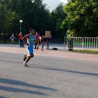 Ante los hornos de Parque Fundidora se dio el fogueo 'regio' para la Selección de triatlón de Quintana Roo