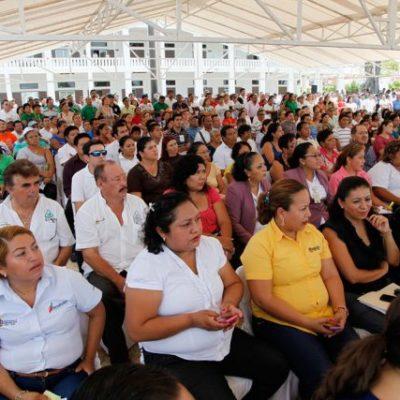 RECLAMAN AUMENTO 'DIGNO' Y RETROACTIVO: Trabajadores estatales no permitirán un aumento salarial de sólo el 5%