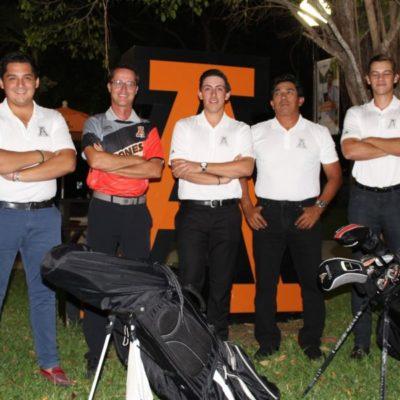 El equipo de golf de la Universidad Anáhuac queda en  séptimo lugar en torneo nacional celebrado en Acapulco