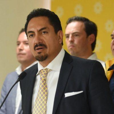 Cierran filas a nivel nacional en torno a José Luis 'Chanito' Toledo Medina como candidato a la presidencia municipal de Benito Juárez