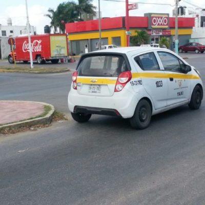 Taxistas de Chetumal ya circulan en el ciberespacio con su propio aplicación digital con rastreo GPS y nuevas unidades