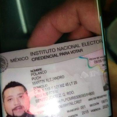 Denuncian a Martín Alejandro Polanco Puch como falso inspector de Fiscalización en BJ