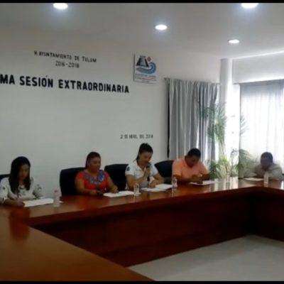 Yeny Landeros pide licencia como regidora en Tulum