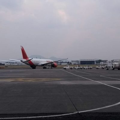 Falsa alarma de bomba obliga a suspender vuelo hacia Colombia en Ciudad de México