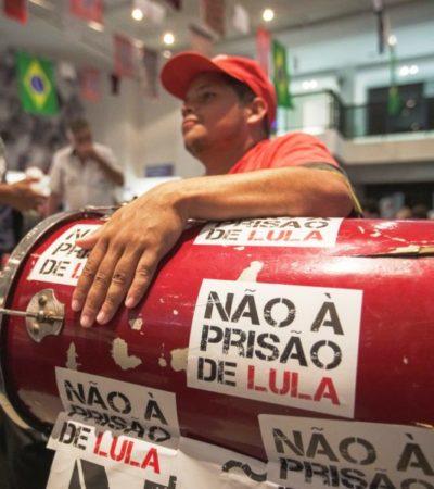 NO LE TIEMBLA LA MANO A BRASIL PARA IR CONTRA SUS EX PRESIDENTES: El juez Sérgio Moro ordena el inmediato ingreso a prisión de Lula da Silva