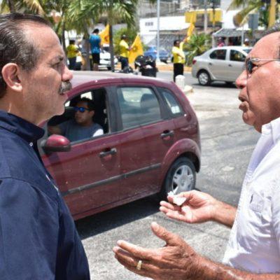 Los altos niveles de contaminación de cenotes deben ser castigados, considera Julián Ricalde