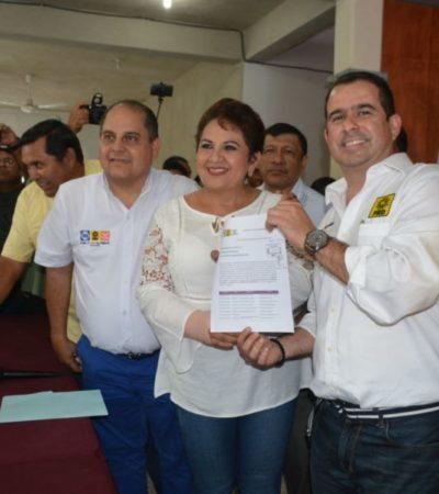 Sofía Alcocer busca presidir José María Morelos por alianza PRD-PAN-MC
