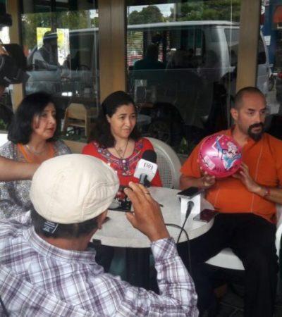"""""""Mil pelotas para ti"""", marcha contra la alienación parental el próximo 27 de abril en Cancún"""