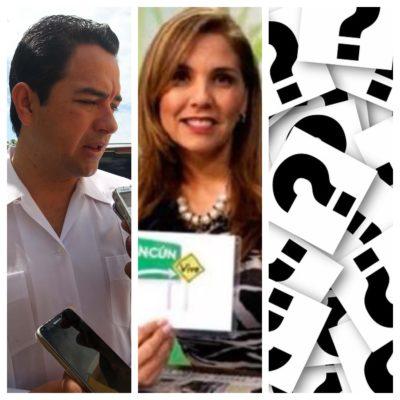 EN SUS MARCAS, ¿LISTOS…?: 'Chanito' registra candidatura para Cancún este lunes, Mara Lezama el martes y en la Coalición PRI-PVEM-Panal ¡aún no hay candidato!