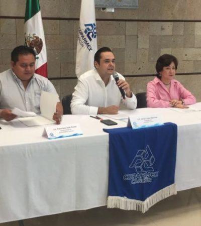Designación de 'Chanito' Toledo es claro ejemplo de que partidos no escuchan a ciudadanos: Coparmex
