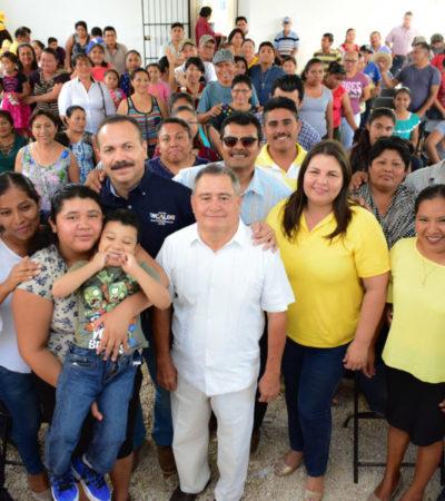 En contraste de los actuales senadores de QR, Julián Ricalde hará más visible a la entidad en la cámara alta, dice
