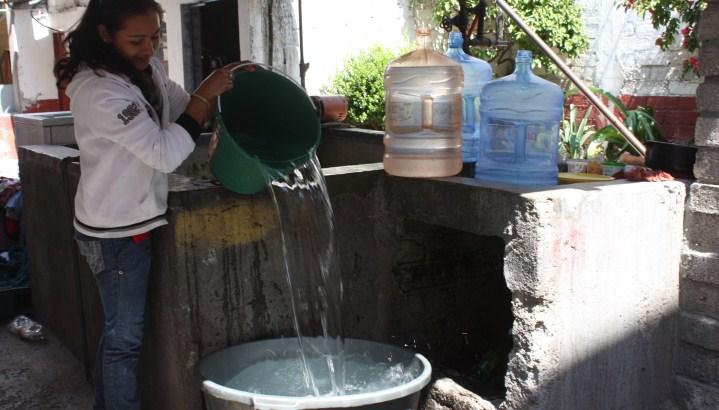 San Antonio Soda sigue sin agua y esperando que CAPA cumpla con el servicio
