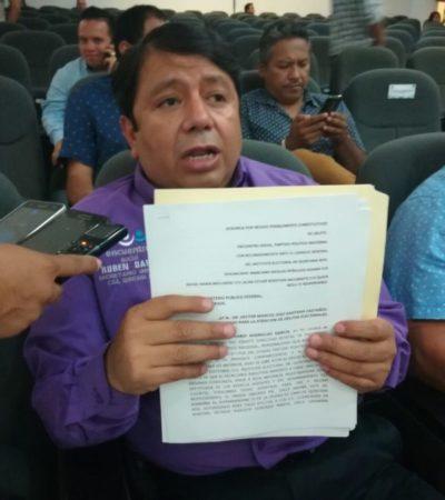 Encuentro Social exige a la Fepade investigar a Morena