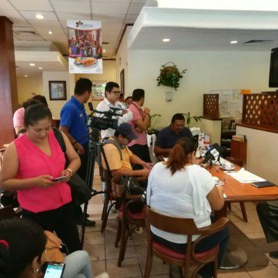INICIA GUERRA SUCIA: Ni Morena ni Mara Lezama convocaron a falsa rueda de prensa