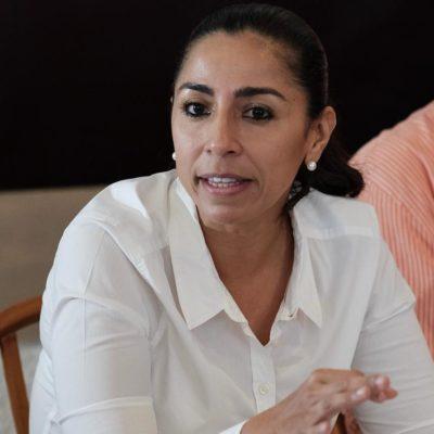 SE PRONUNCIA MARYBEL CONTRA CONSULTA PÚBLICA: Dice candidata que votar el tema de Uber el 1 de julio contamina y enrarece proceso electoral en Quintana Roo