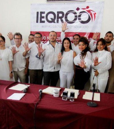 Isaac Janix quiere presidir Benito Juárez y no nada más una regiduría