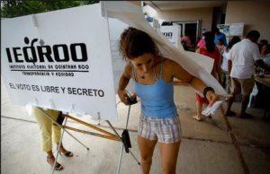 En 2 mil 108 casillas se decidirá el destino político de Quintana Roo el 1 de julio