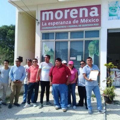 NO SÓLO EN EL PRD SE CUECEN HABAS: Grupo de playenses de Morena cuestiona postulación de Laura Beristaín a presidencia municipal en Solidaridad