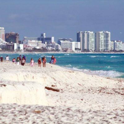 25% de playas de Cancún están a punto de perderse para siempre: Facultad de Ciencias de la UNAM