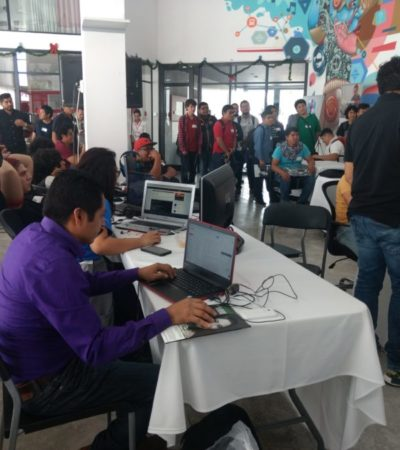 Feria de empleo busca el talento tecnológico en Cancún