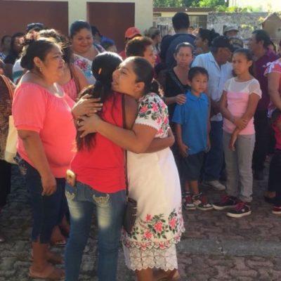 Fany Cahum, candidata independiente, se registra para contender por alcaldía de FCP